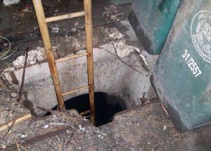 British man lucky to survive fall into 3 metre manhole in Bangkok