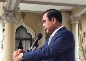 Thai PM announces economic boost as Thailand's economy faces headwinds