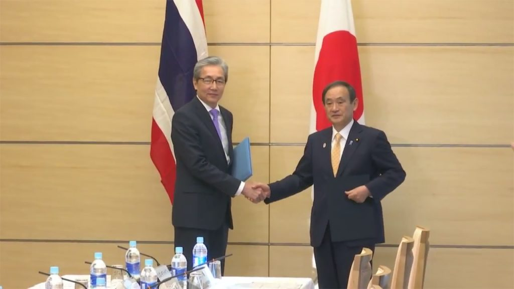 US ambassador and Japanese investors encourage Thailand to join TPP trade bloc