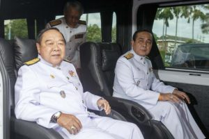 Thai military want seats in unelected Senate as controlled debate on new charter steps up