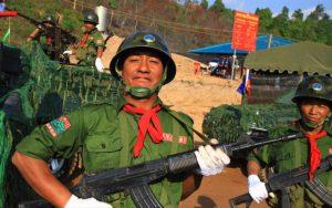 Drug seizures in Thailand spotlight the narcotics threat and regional instabilities