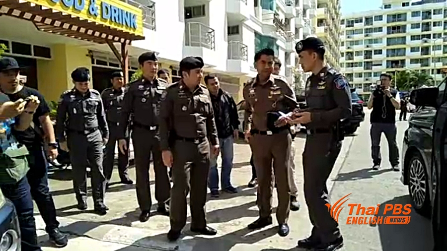 Thai police in immigration crackdown