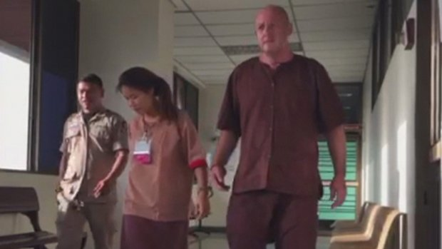 Ditch man sentenced to 75 years in a Thai prison