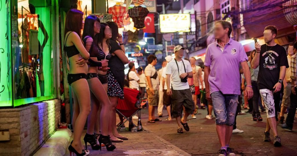 Thailand eyes up the sex trade with ongoing raids and a new drive against human trafficking