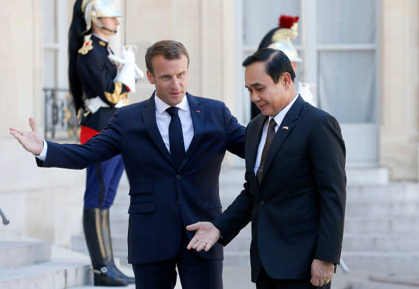 Thai PM's European trip underlined western acceptance of Thailand's new order and a brighter future
