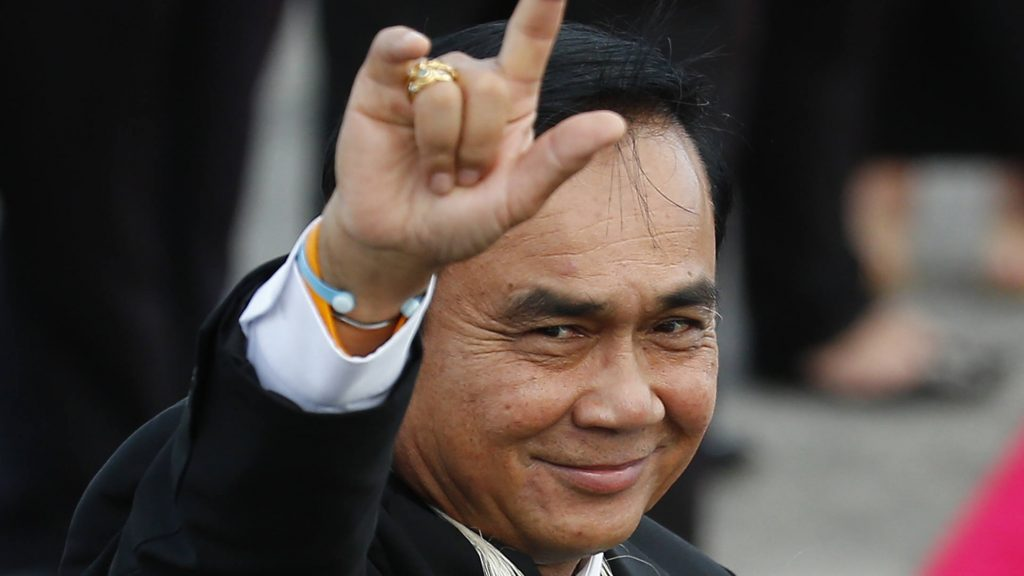 current thai pm prayuth chan-ocha promises elections in 2019