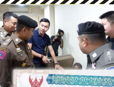 German man who overstayed his visa by nine years arrested by Thai police