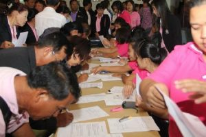 Household debt levels a weight on Thai economy