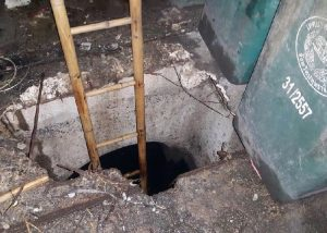 British man lucky to survive fall into 3 metre manhole in Bangkok