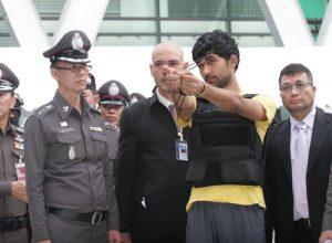 Royal Thai police make breakthrough in Bangkok bomb probe as police identify ringleader