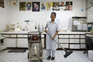 Noble spirit of Thailand's elderly helps country deal with demographic problem