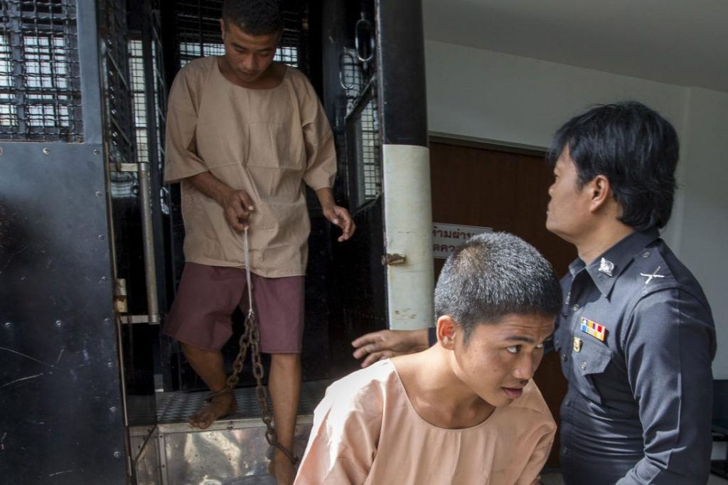 Koh Tao victim's family endorse the conviction of Myanmar migrants