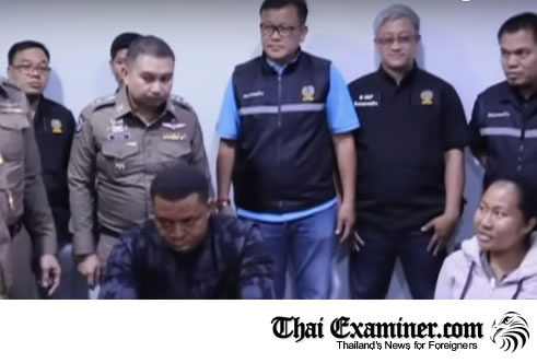 Gangs involved in fraud rackets arrested by Thai authorities