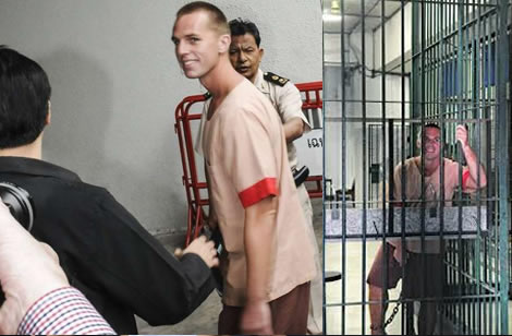 A young Swedish man imprisoned for Life in Thailand facing a harsh reality as mum also suffers
