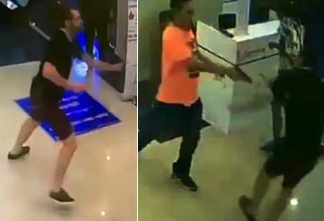 thai-policeman-murders-french-man-bangkok-gun-public-foyer