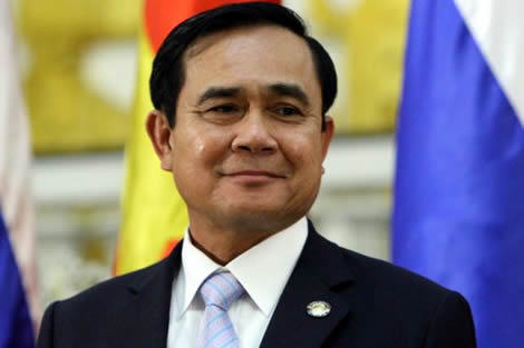 Prayut takes a step closer to leading Thailand's next democratically elected government
