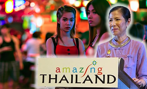 Record year for Thai tourism but not so good for Thailand's bar girls and luxury hotels as market has changed