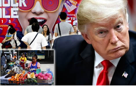 Thailand's economy impacted by the whims of the US President as much as its political future in 2019