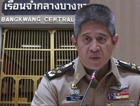 Prison guard gets life for attempted murder as Thai top brass crack down on prison corruption and ill discipline