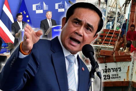 European Union gives Thailand's fishing industry a vote of confidence as it lifts yellow card warning