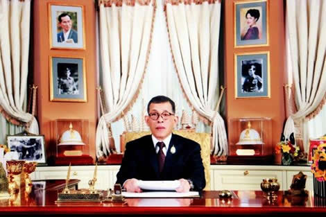 thai-king-monarch-maha-vajiralongkorn-new-years-message-people-nation-thailand-coronation-details