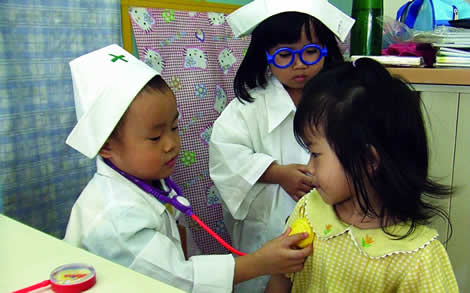 Being a doctor is the top choice for Thai children as a digital revolution and new future dawns for workers