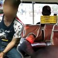 Student loses his life in Bangkok for sitting at the back of the bus as 17 year old stabs him to death