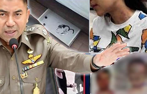 High flying Spaniard arrested for rape in Bangkok with handcuffs as Thai woman files rape complaint