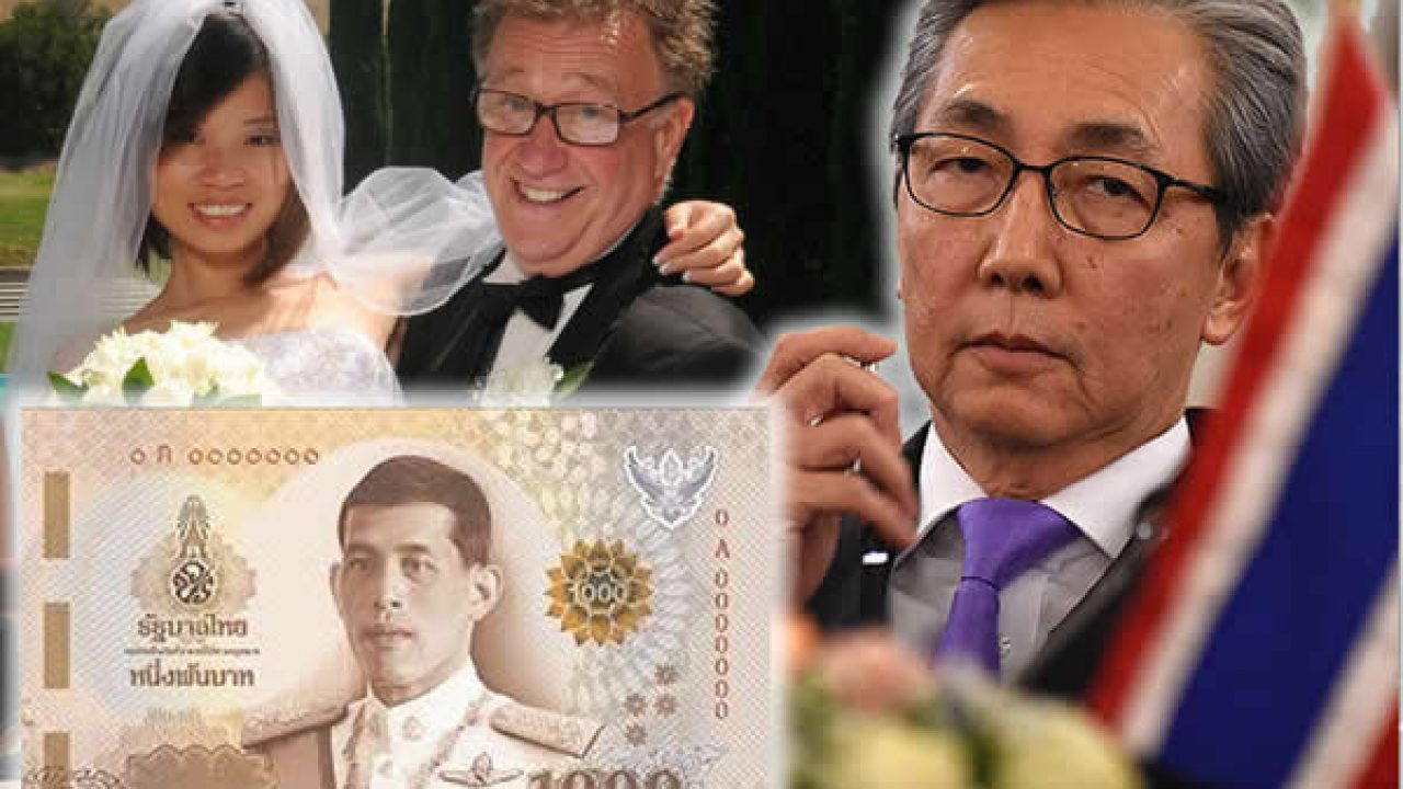 81f53c02 Thailand's economy is robustly healthy while strong baht piles pressure on  western foreigners. February 17 ...