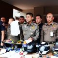14 wealthy loan sharks taken in by Thai police as money lending menace and debt remain a big problem