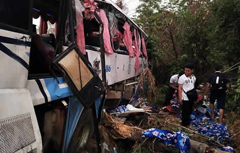 bus-road-accident-3-year-old-buy-rescuers-tears-cry-thailand-people-injured-laotian-woman