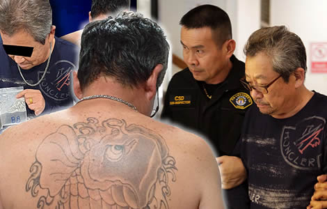 japanese-man-drugs-clubs-thailand-thai-police-yakuza-crime-syndicate
