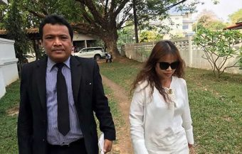 Teacher and friends sent to jail by a Thai court for telling lies over a 2005 car crash and subsequent conviction