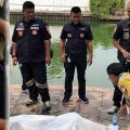 Wanted Thai fraudster dies as he tried to evade police in disguise and cast his vote in Thailand's election