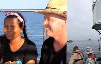 American and Thai wife seeking to create new community and 'governance' in the sea off Phuket