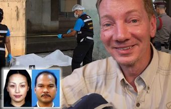 French diplomat killed this week at a Bangkok BTS terminal was formerly a skilled investigative journalist