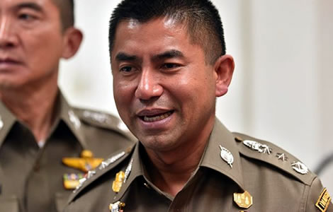 police-boss-thailand-big-joke-suspension-immigration-chief-foreigners-high-profile