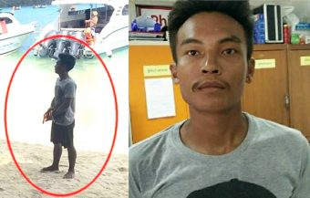 Irish man left UK woman asleep on the ground in Ko Phi Phi where she was later sexually assaulted
