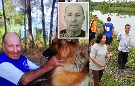 krabi-dutch-man-death-daily-walk-local-water-pond-daily-walk-american-shepherd-dog