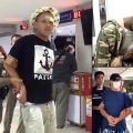 Pattaya plagued by foreign thieves preying on Thai locals and tourists as French man is arrested for theft
