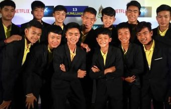 Wild Boar soccer team become millionaires after signing deal with Netflix for Tham Luang story