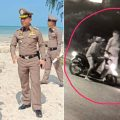 Thai police arrest junkie just out of prison for rape of 26 year Norwegian woman on Ko Pha-ngan