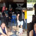 Elite Thai police internal security unit arrests Thai police captain for drug dealing in Nakhon Phanom