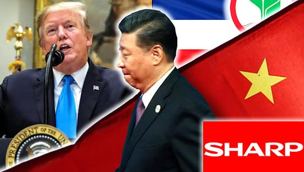 US China trade war may have some silver lining or upside for Thailand if firms can be agile and adjust