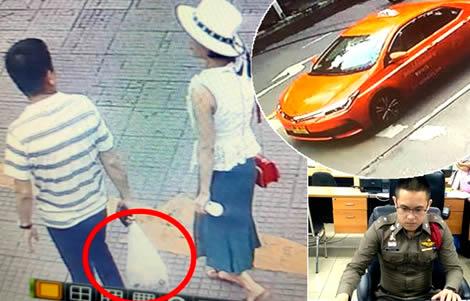chinese-man-bangkok-฿29-million-cash-plastic-bag-taxi-driver-thai-police-radio-station