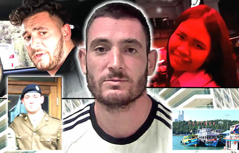 reece-vella-thai-woman-thailand-death-in-pattaya-police-uk-man-drugs-worcester