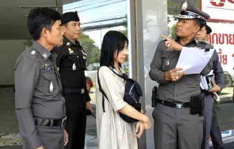 Thai loan shark jailed on perjury charges after suit against borrower brings about her downfall