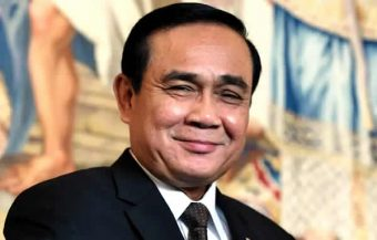 Prayut wins vote to be Thailand's Prime Minister in marathon 12 hour session of parliament in Bangkok