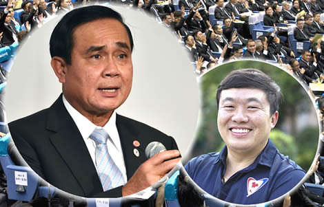 thai-prime-minister-new-government-political-parties-thailand-parliament-prayut-chan-ocha