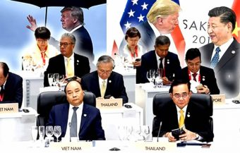 Good weekend's work by Thai PM at Osaka G20 meeting in Japan. Thailand keeps pushing trade pact
